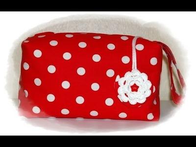 Käthes Nähstunde   DIY  Kleine Kühltasche   Nähen für Anfänger