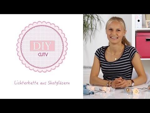 Lichterkette DIY Basteln 006