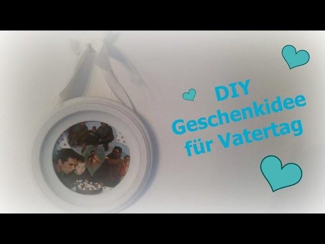 DIY Geschenkidee Vatertag I Last minute