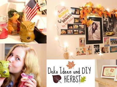 Deko DIY und Ideen HERBST