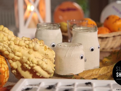 DIY: Einfache Halloween Party Deko | Sunny's Shopping Secrets - deals.com