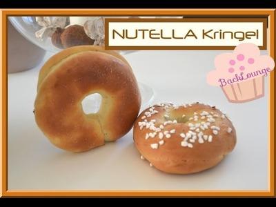 DIY. Nutella Kringel. schnell & einfach. selber machen. Rezept & Tipps. Backlounge 2015