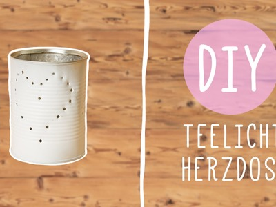 DIY mit Nina Moghaddam: Teelicht mit Herz für romantische Stunden ♡ ♡ ♡