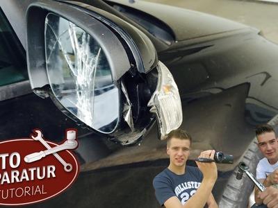 Außenspiegel wechseln | erneuern reparieren Tutorial [HD] VW BMW OPEL AUDI repair exterior mirrors