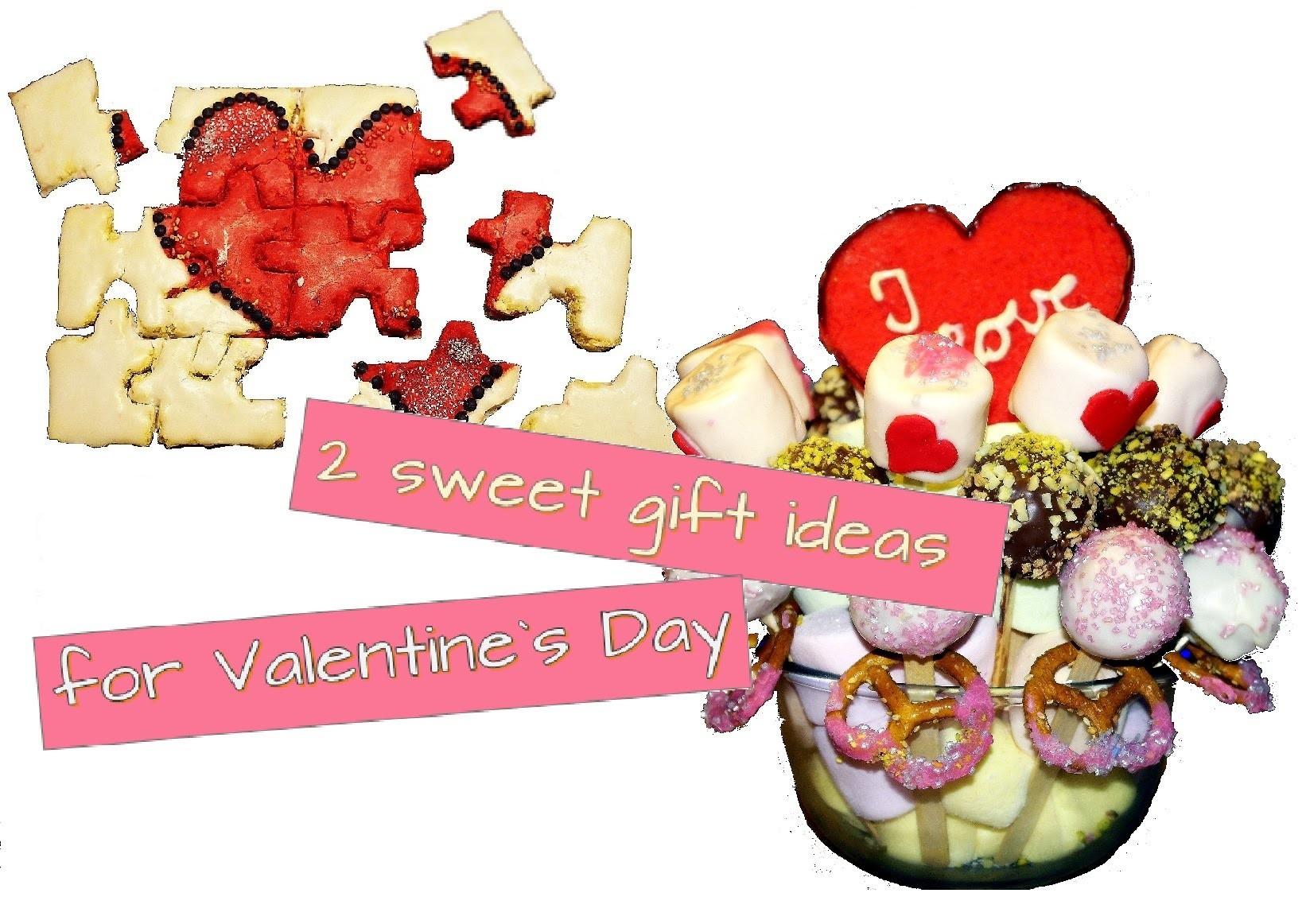 DIY Valentine`s gifts! DIY Geschenkidee zum Valentinstag! Geschenke selber machen!