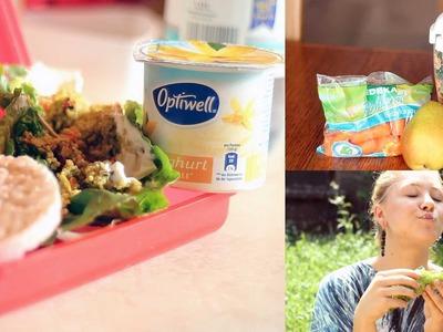 Gesunde Snacks für Die Schule I Back To School