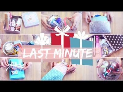 LAST MINUTE Geschenkideen - 10 Geschenkboxen.sets | ViktoriaSarina