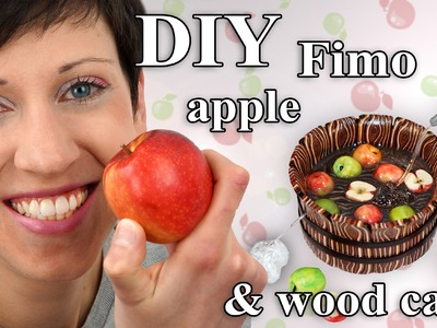 FIMO Apfel Bottich (Resin): Polymer Apple Tub - Tutorial [HD.DE] (EN-Sub)