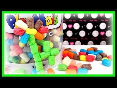 Kreatives für Kinder - Wir basteln mit Playmais - Wir erklären was Playmais ist - Kinder Kanal
