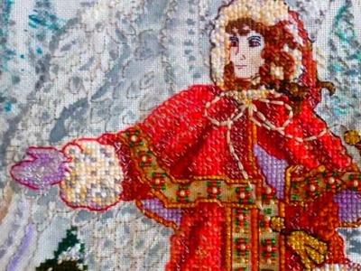Kreuzstich - Gallerie. Handarbeit. punto croce. cross stitch. Nadel und Faden