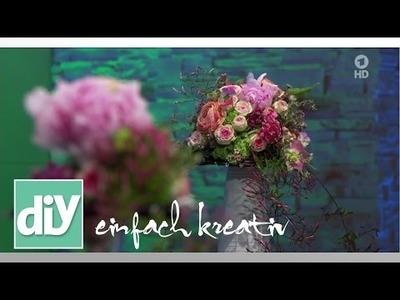 Brautstrauss zum Selbermachen | DIY einfach kreativ
