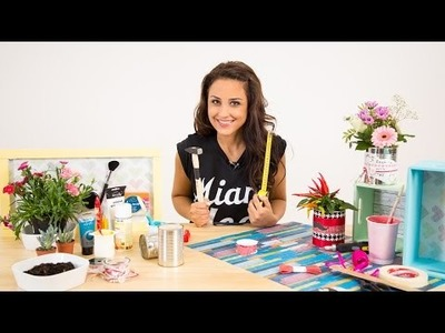 DIY mit Nina Moghaddam - der neue YouTube Kanal!