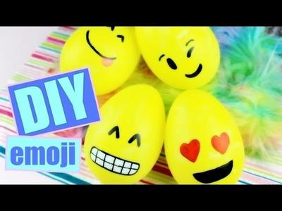 Ostereier bemalen! | DIY | EMOJI EIER selber machen! | easter eggs #Bonnytrash