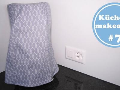 Abdeckung - Küchenmakeover 7 | DIY | nähen| Küchenideen | Küchenplanung