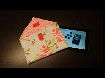 DaIsY´s DIY - Kindle Fire Tasche in 15 Minuten nähen