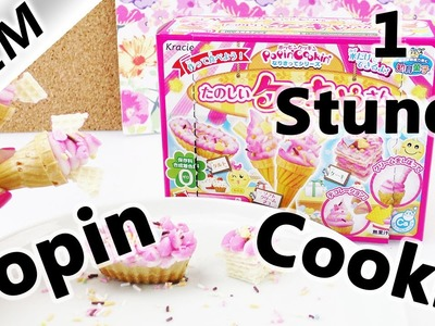 Popin' Cookin' Sets DIY Süßigkeiten von Kracie | Demos & Tests | Pizza, Softeis & Ramen | 60 Min