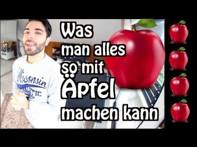 5 Dinge Die Man Mit Äpfeln Machen Kann
