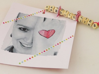 DIY Inspiration Challenge #50 Basteln mit Fotos | Kathis Challenge | Tutorial - Do it yourself