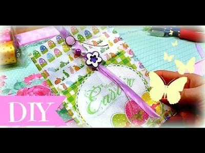DIY Inspiration Geschenkeverpackung selber gestalten | Ostern 2016 | Basteln Tutorial deutsch