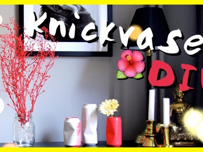 DIY |  Knickvasen & Korallen #Wohnprinz