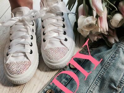 DIY Pimp my Shoes. Die Schönsten Chucks ever