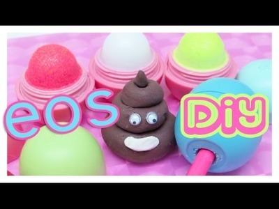 Eos Diy Klebestift + Spitzer (back to School)
