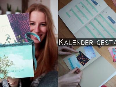 Kalender anpassen - praktischer, schöner, individueller