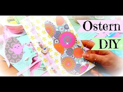 MODERNES Osternest basteln | DIY Inspiration Geschenkeverpackung gestalten | Tutorial deutsch