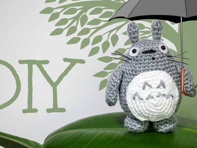 Totoro · Häkelanleitung *Do it Yourself* Mein Nachbar Totoro
