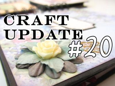 Bastel Update #20 - Drei verschiedene Minialben :)