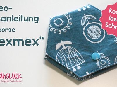 Nähanleitung Hexmex : Kostenloses Schnittmuster