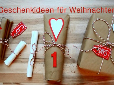 24 Geschenktipps! Günstig & Besonders! | GESCHENKE TIPPS
