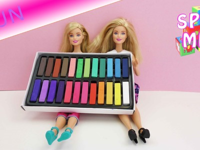 Barbie filme deutsch 2015 HD - Barbie Story zum Mitmachen   Alexandra und Maria beim Friseur