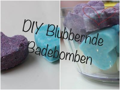 DIY| Blubbernde Badebomben