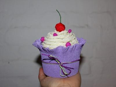 DIY CupCake-Geschenkbox