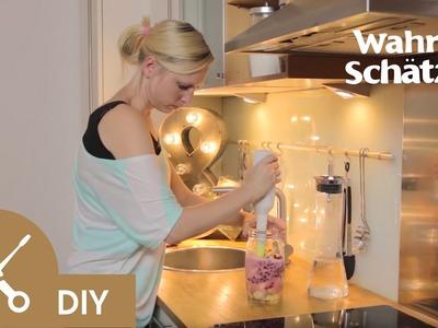 DIY-Tutorial: Smoothie selber machen | Garnier Wahre Schätze