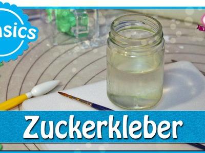 Zuckerkleber günstig selber machen (ohne CMC). Back-Basics. Tonis Tortenzauber #0001