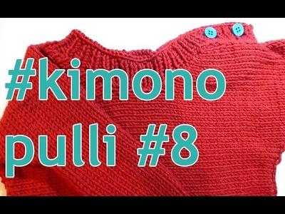 Stricken mit eliZZZa * Kimono-Pulli Teil 8