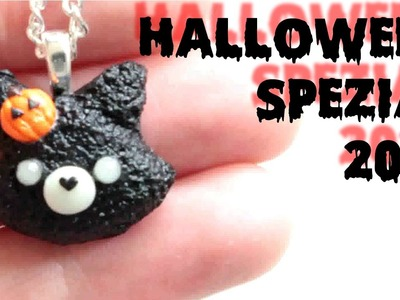 [Fimo] Charm Update Halloween Spezial 2014 | Anielas Fimo