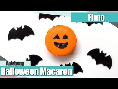 IFimo FriiiightdayI Halloween Macarons Fimo Anleitung I Anielas Fimo