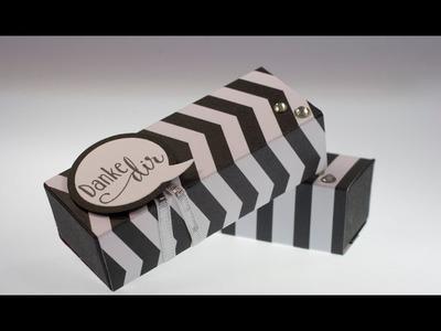 Tutorial: Janas Ferrero Küsschen-Verpackung