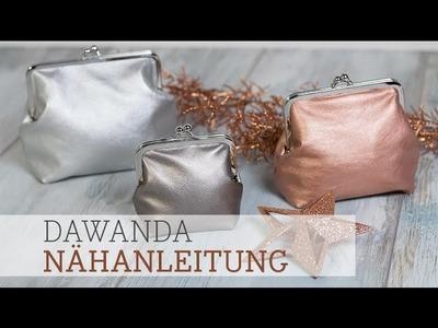 DaWanda Nähanleitung: Bügeltasche selber nähen mit pattydoo