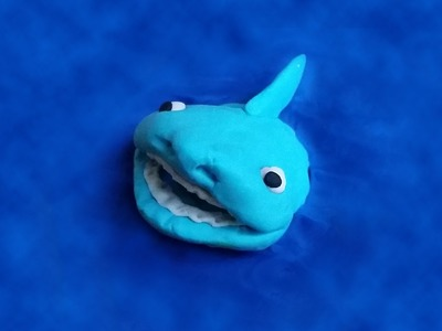 Wir kneten einen Hai | Play Doh Shark