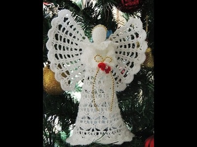 Angel en Crochet : Las Alas