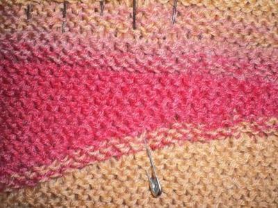 Large scarf - www.fadenzaubereien.de