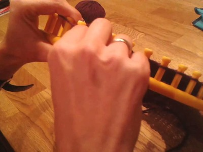 Strickring stricken knitting loom