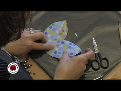 Karen Marie Klip Boxmaking System Skabelon trekant