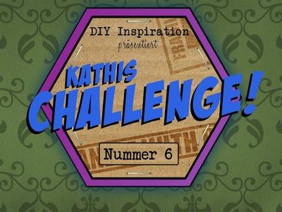 DIY Inspiration Challenge #6 Snacks | Eva und Kathi's Challenge | Do It Yourself Tutorial