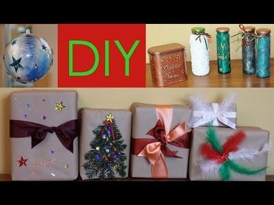 DIY Weihnachtsgeschenke originell verpacken - Weihnachten 2015 #6