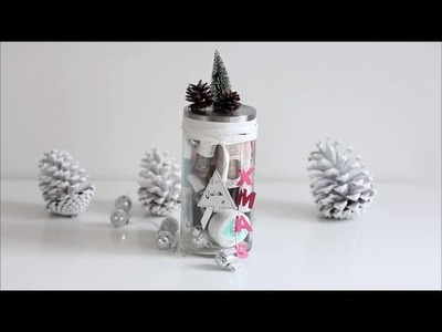 Nail Care Jar – DIY-Tutorial